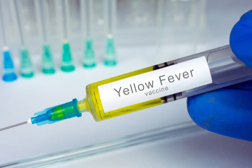 Yellow Fever Vaccination Accredited Centre